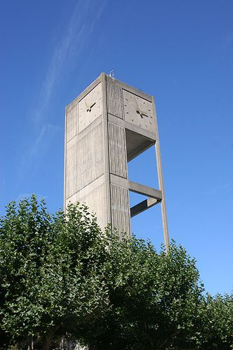 Evergreen State College Clock Tower