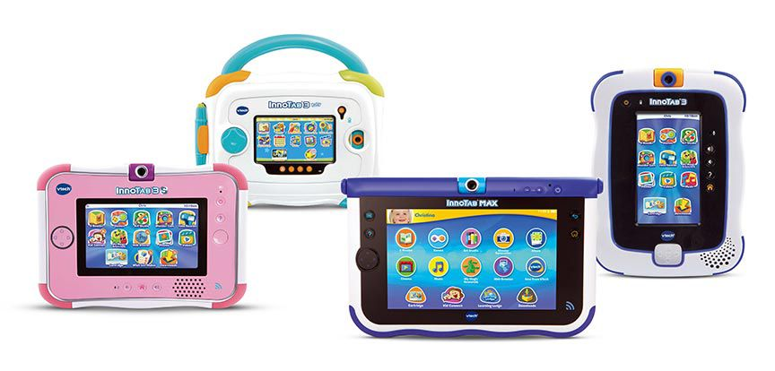 New InnoTab Max Android Tablet for Kids