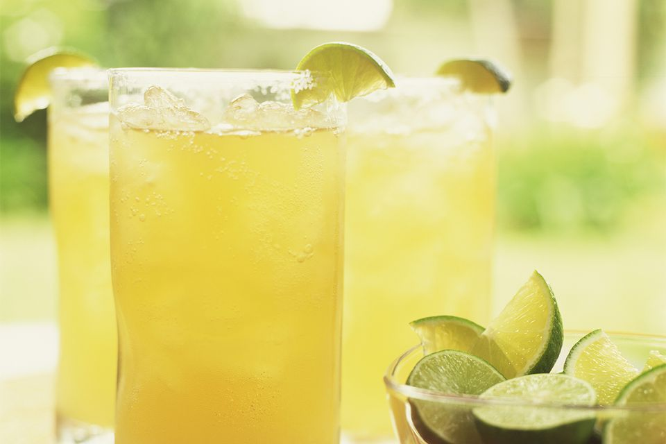 Corrido Prohibidos Tequila and Mexican Beer Mixed Drink Recipe