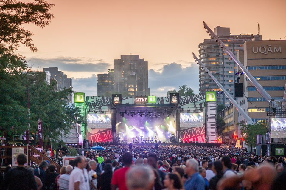 Montreal events 2017: June.