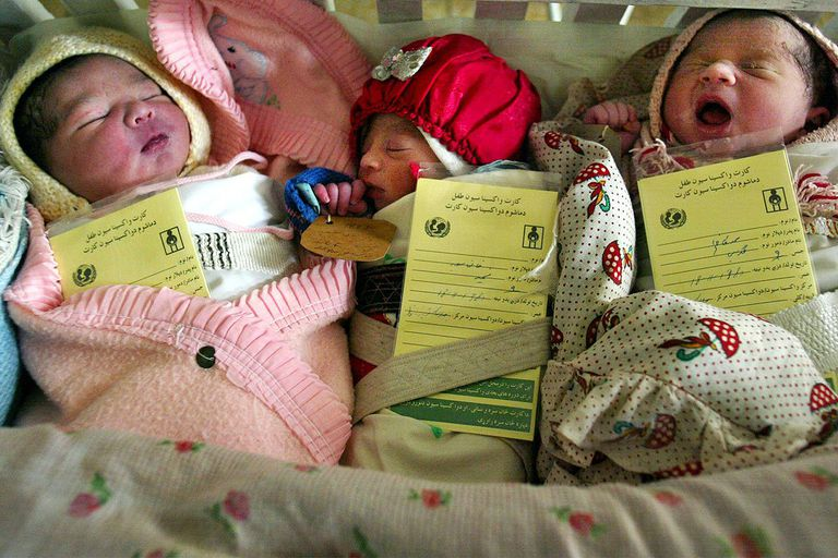 High Infant Mortality Rate In Afghanistan