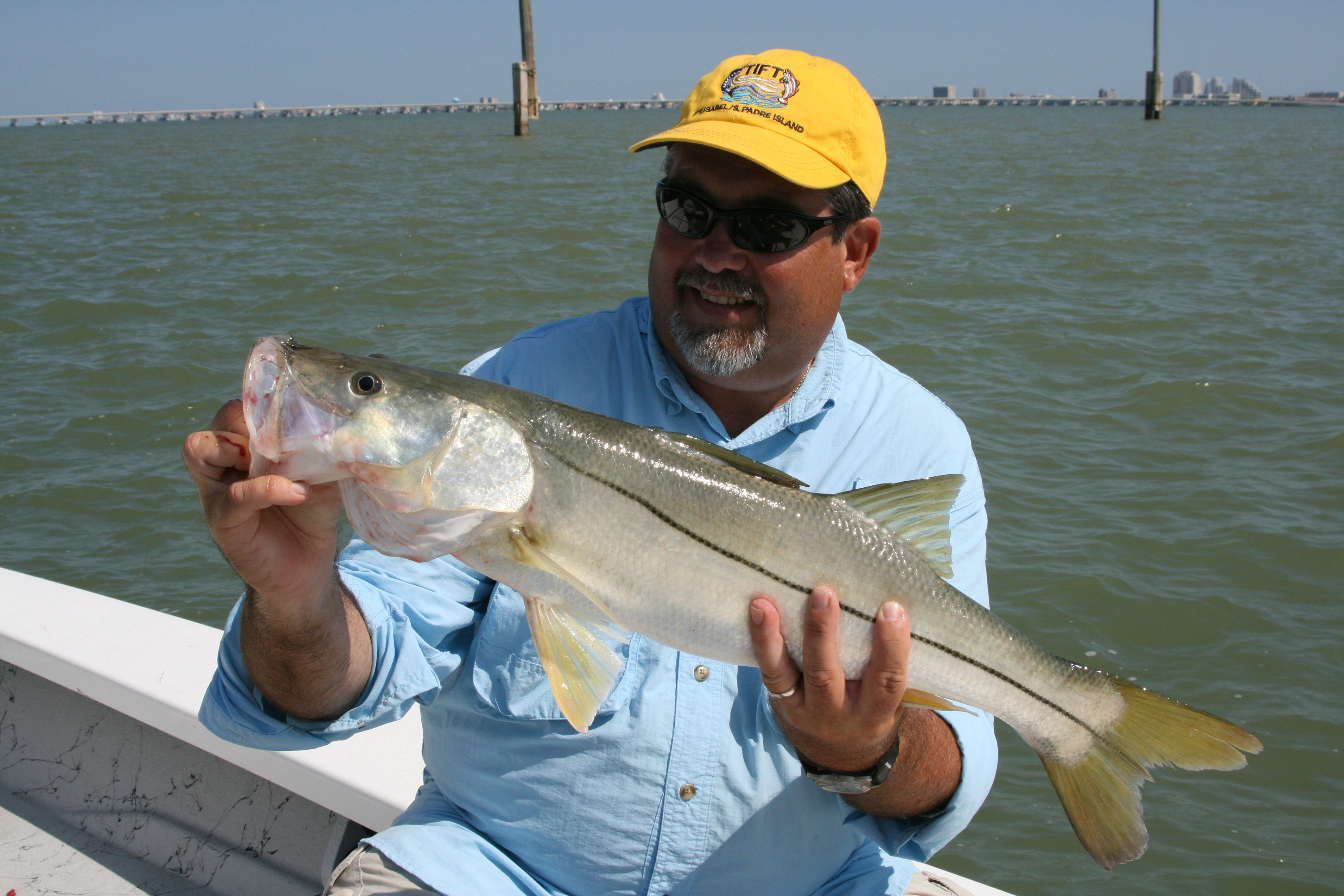 Fishing for snook in south texas for Fishing resorts in arkansas