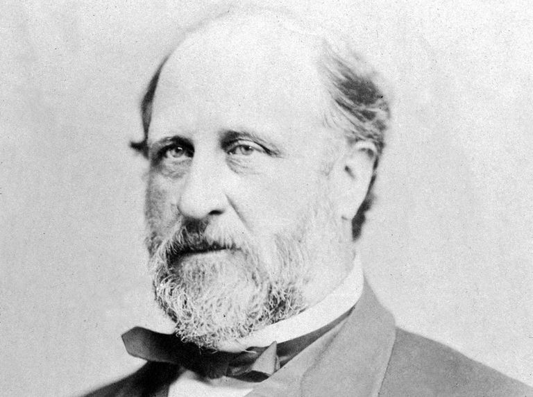 "Photograph of William M. ""Boss"" Tweed"