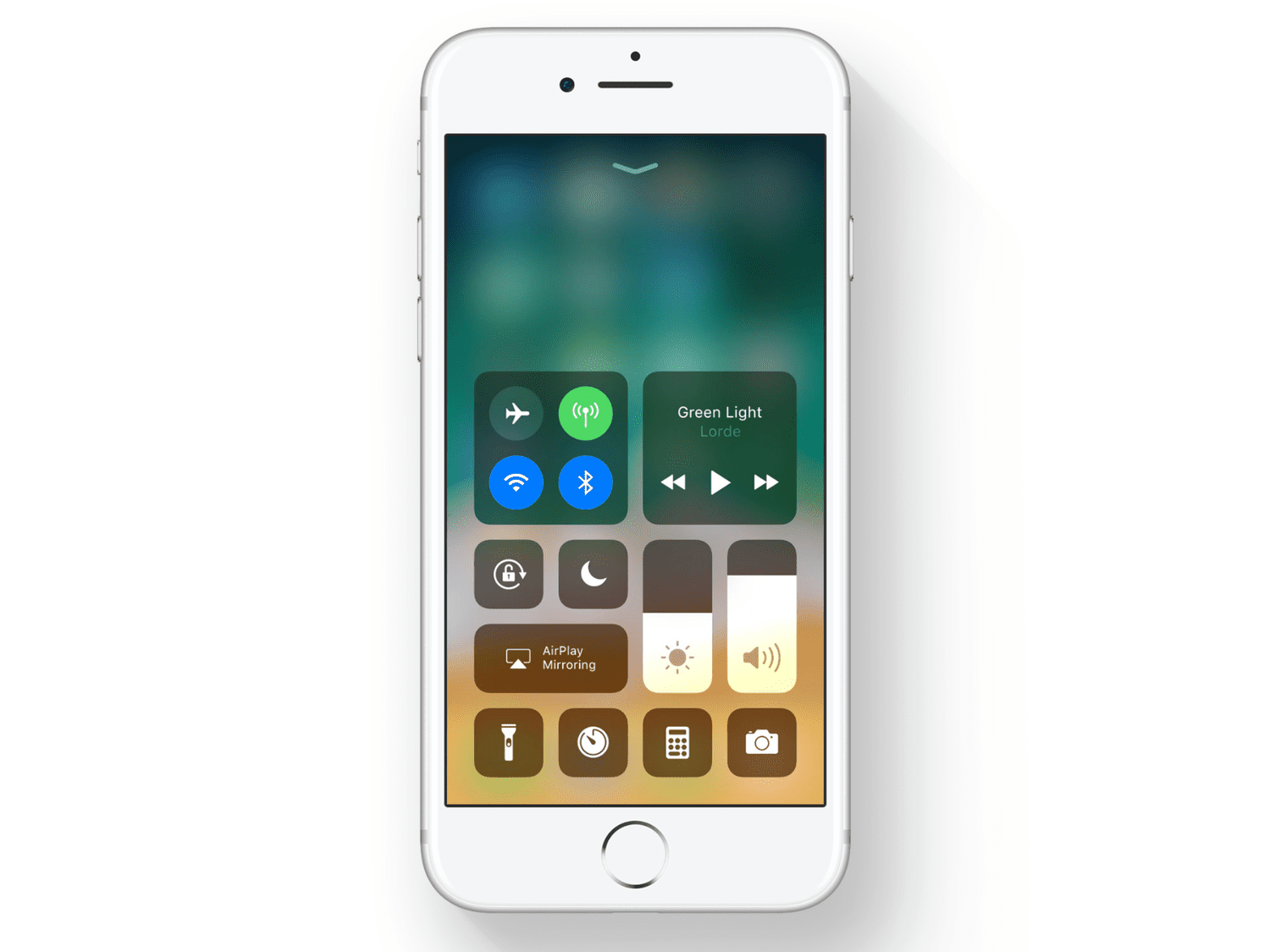 How To Customize Control Center In Ios 11