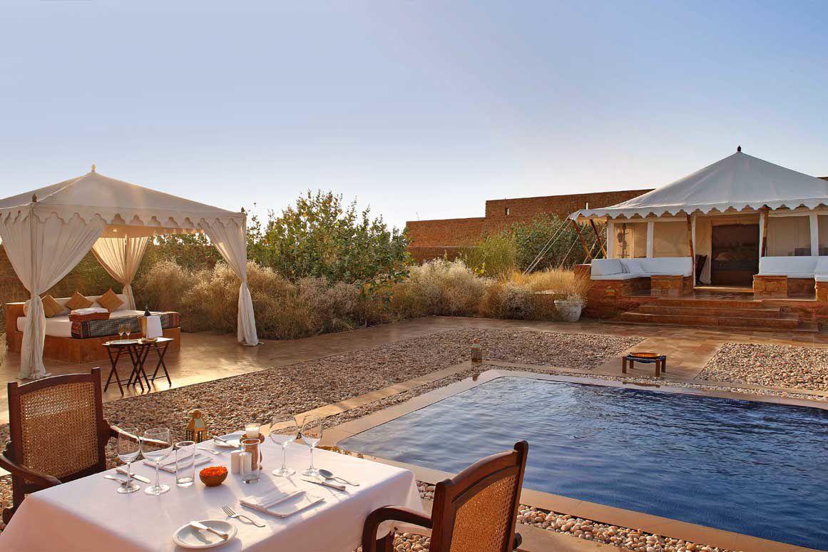 6 Best Jaisalmer Desert Camps For Glamping