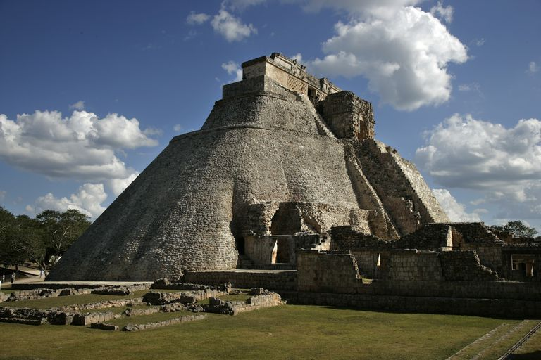 Ancient Mayan Architecture