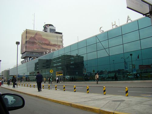 Lima airport