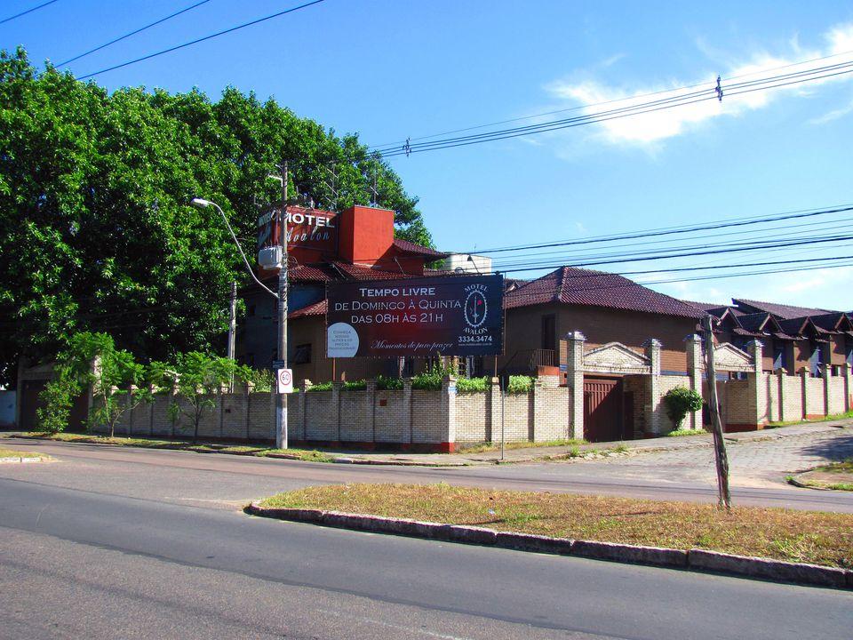 The Motel Avalon in Porto Alegre, Brazil
