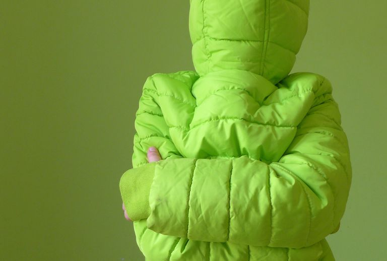 Jacket - chaqueta o chamarra