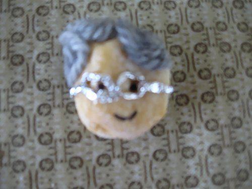 Grandma Pet Rock Photo
