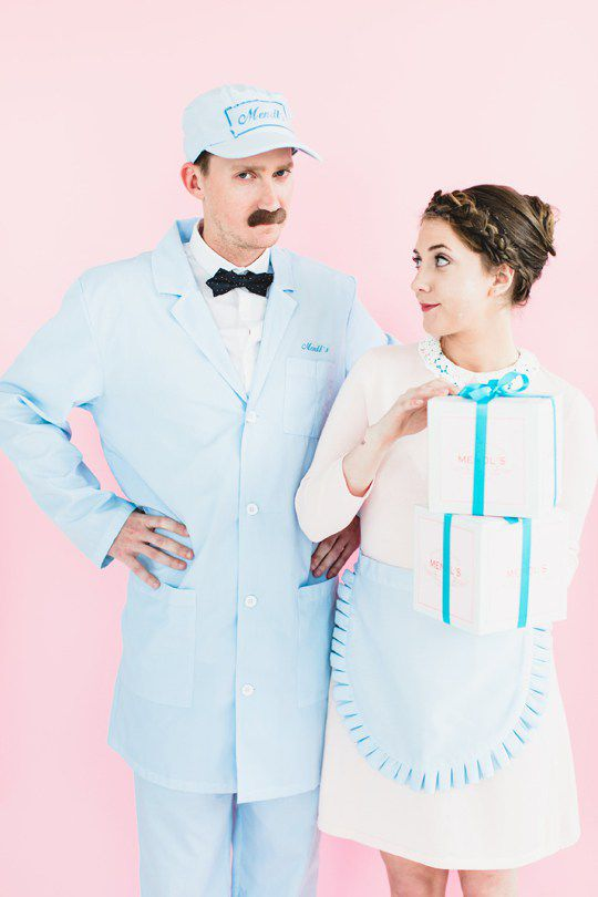26 diy couples halloween costumes diy grand budapest hotel couples costume solutioingenieria Gallery