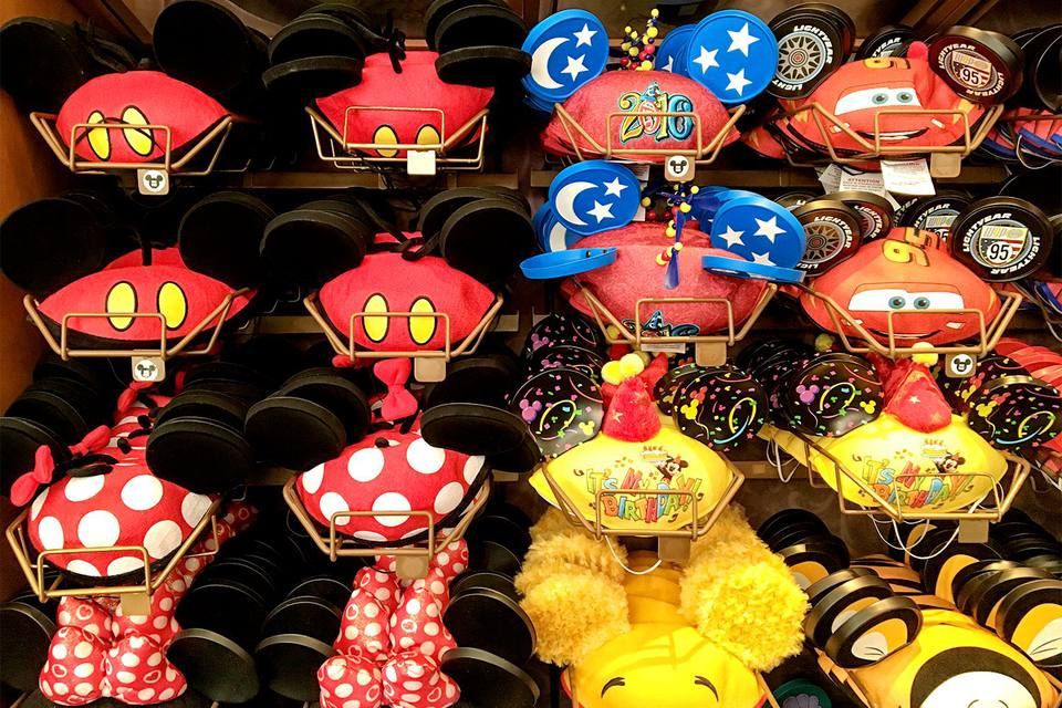 Disneyland Ear Hat Souvenirs