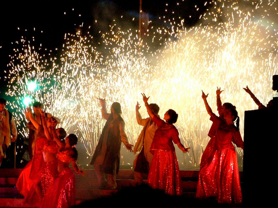 Organizing a Indian Bollywood Theme Party