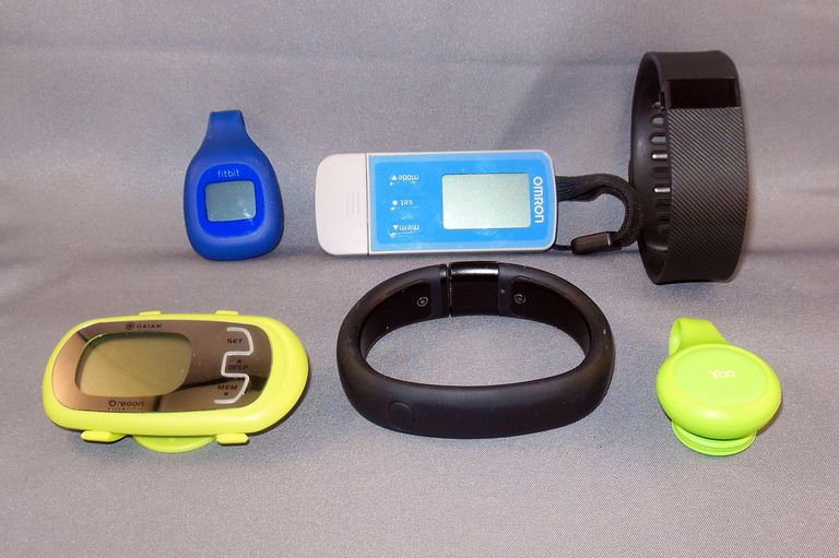 Pedometers and Fitness Trackers