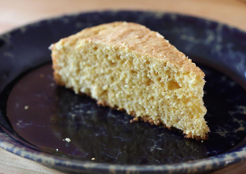 Cornbread Wedge
