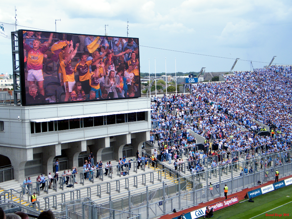Join the Crowds at Dublin's Croke Park