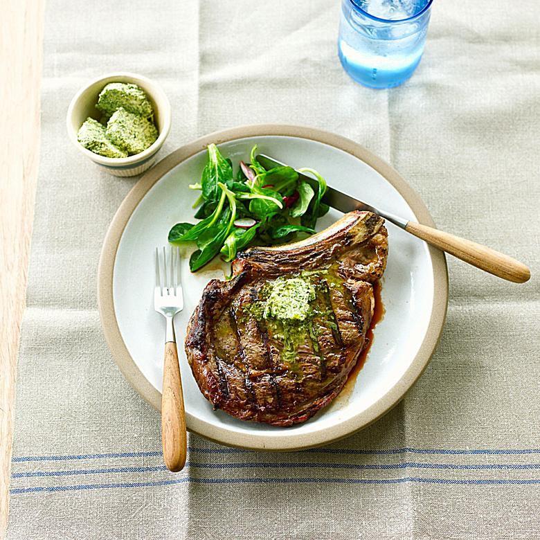 Garlic-Sage Steak Butter