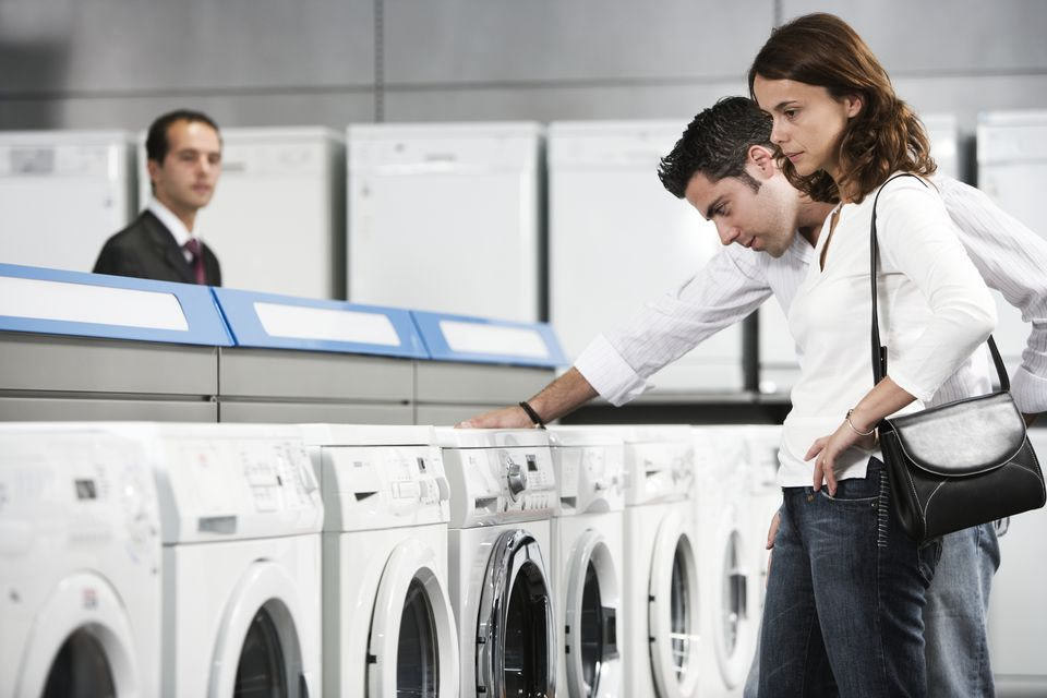Shopping for washer