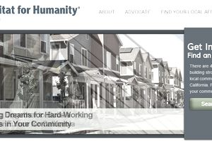California affiliate of Habitat for Humanity
