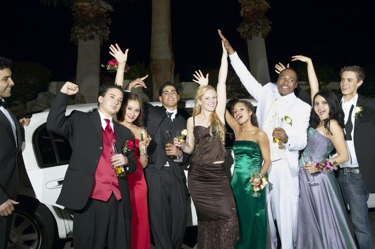 All the prom planning will pay off on the big night.