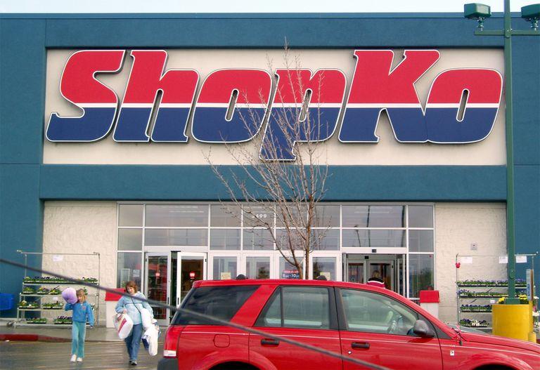 Shopko Store Front