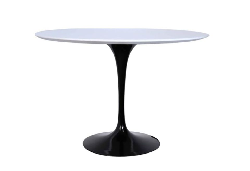 Saarinen Table with Black Base