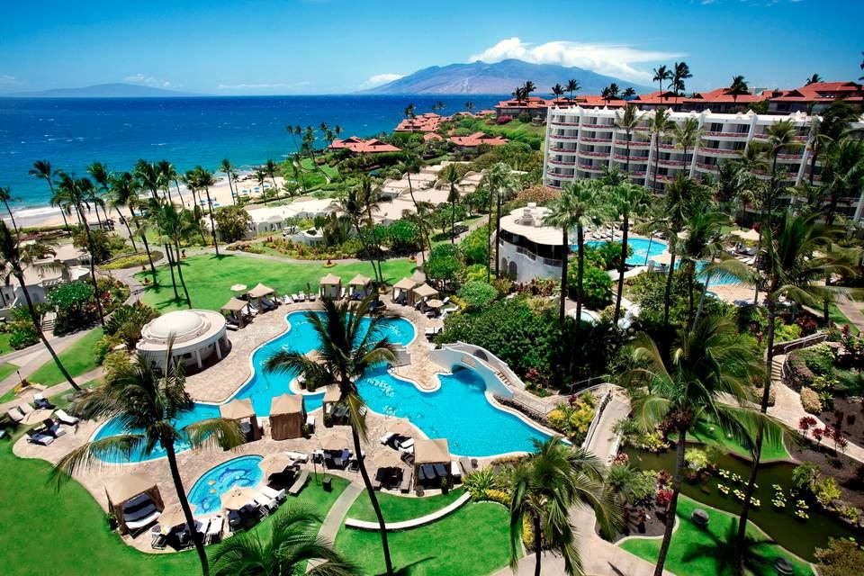 Hotel Wailea Beach Access