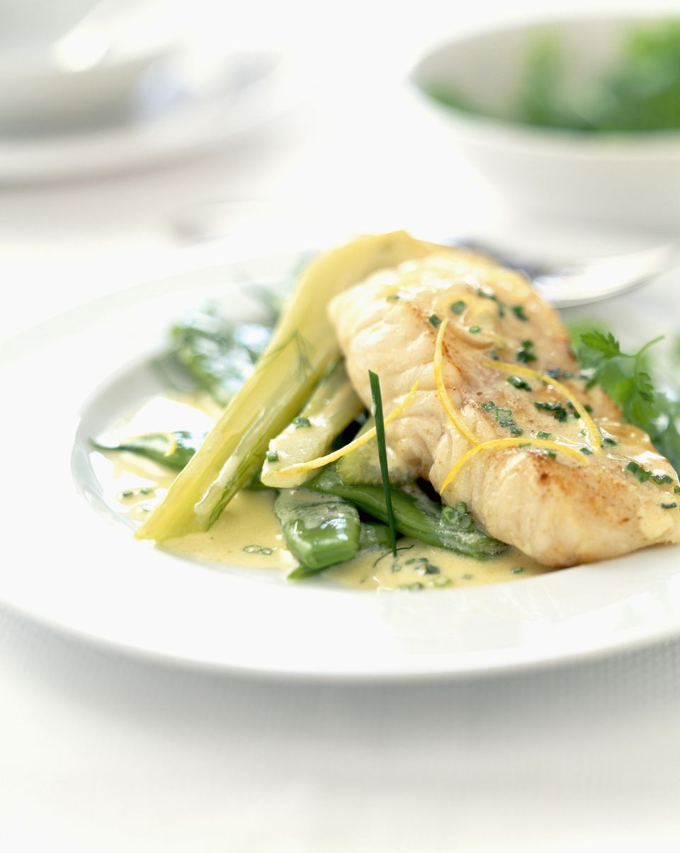 Lemon cod