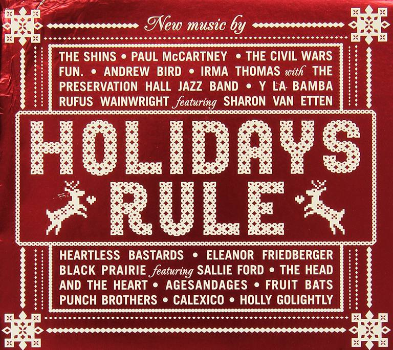 Various Artists Holidays Rule