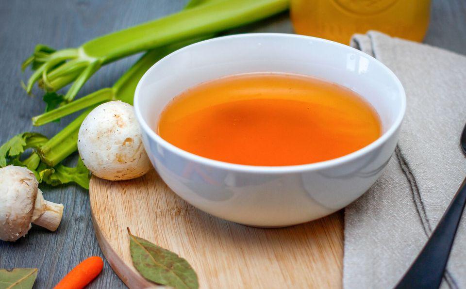 Basic Vegetable Broth