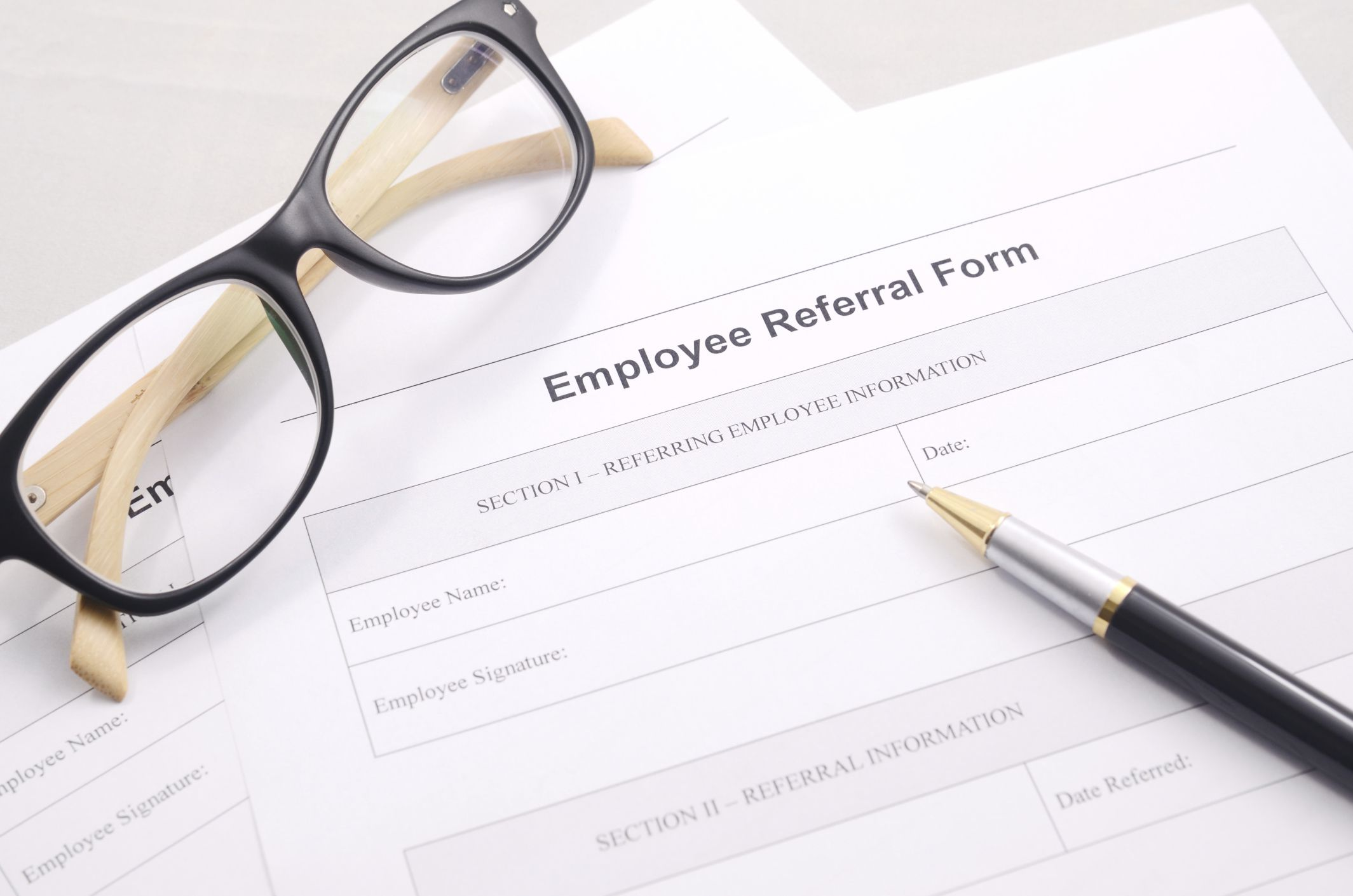 Learn How to Ask for a Referral for a Job