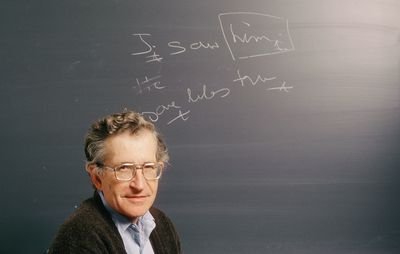 noam chomsky dissertation 84-year-old, noam chomsky a professor of linguistics at the  of language in his  doctoral dissertation (1955) and syntactic structures (1957.