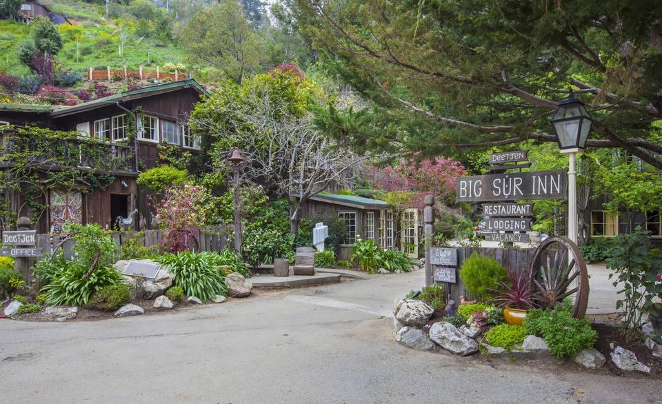 Big Sur Inn, Big Sur, California