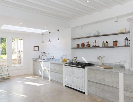 ideas design rustic or blue warm cozy country beautiful style kitchen and