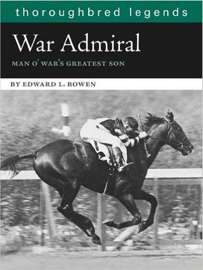 War Admiral horse racing