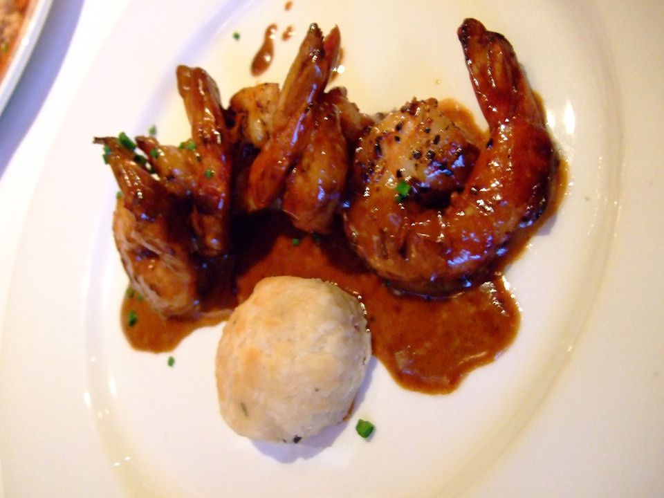 Barbecue Shrimp from Emeril's New Orleans