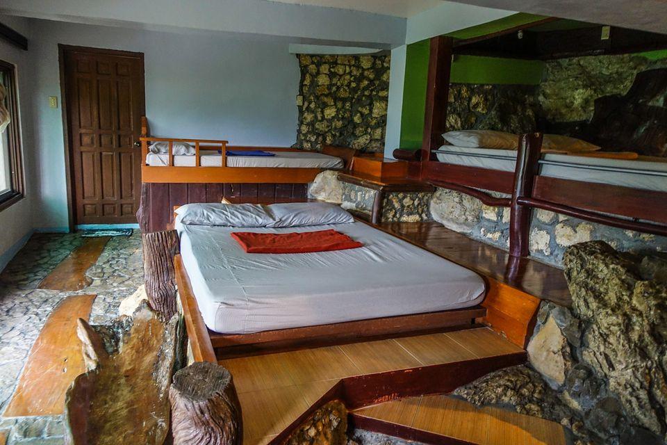 The Rock Room, Ibulao, Ibulao in Ifugao Province, Philippines