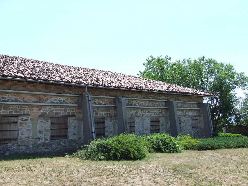 Church of the Nativity of Christ in Arbanasi, Bulgaria