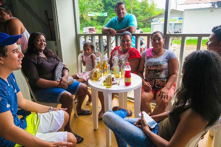 Los familiares pueden ser patrocinadores, co-patrocinadores o sustitutos