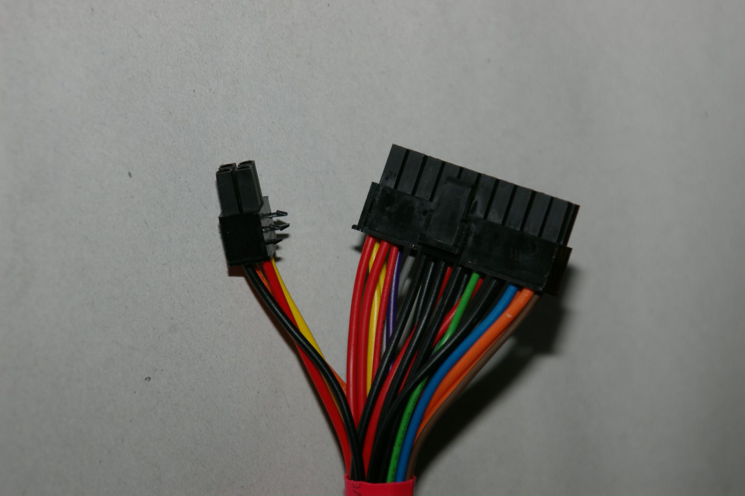 ATX Power Supply Pinout Tables