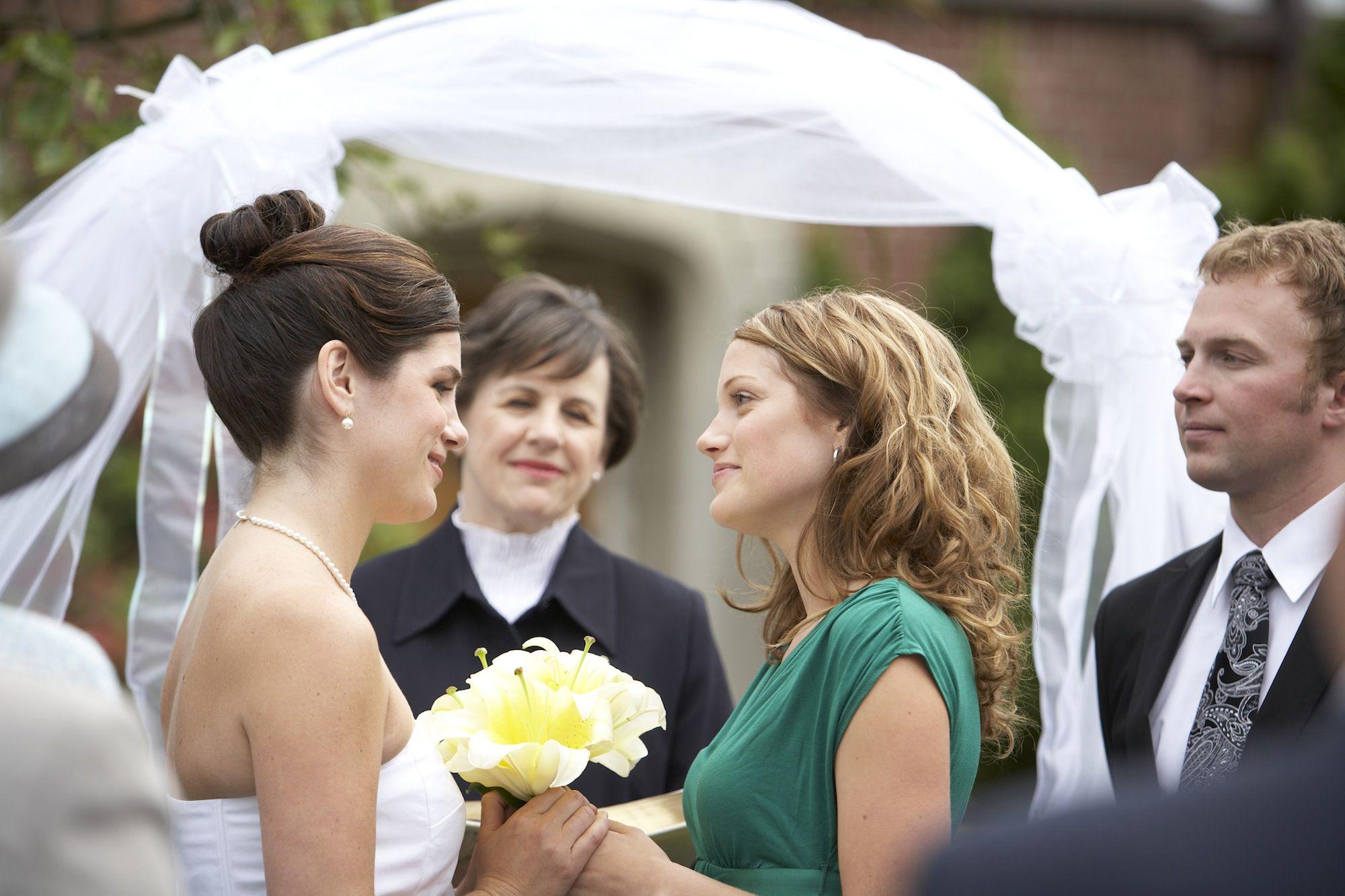 The Top Lesbian Wedding Songs