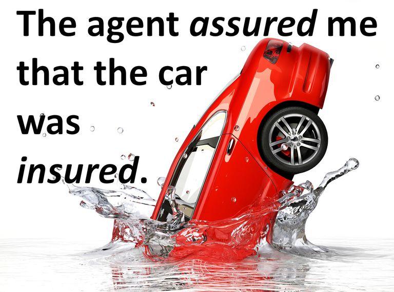 assure, ensure, and insure