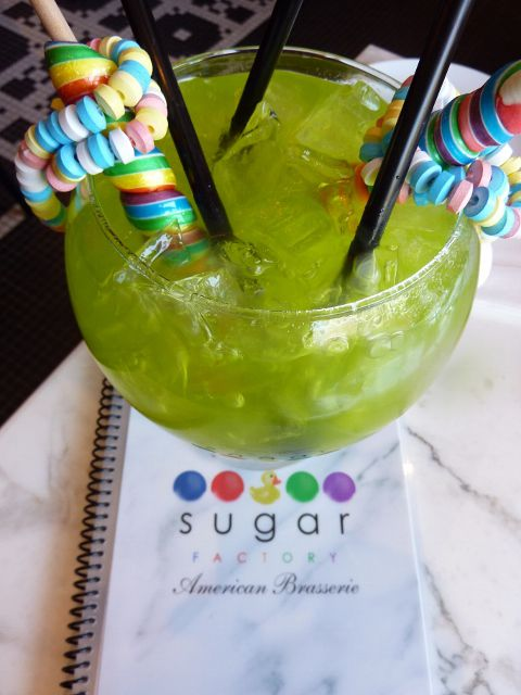 Sugar Factory Restaurant At Paris Las Vegas Is Closed