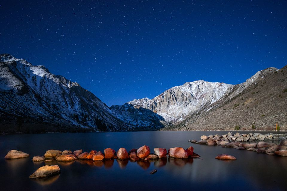 Mammoth Lakes Sierra Nevada