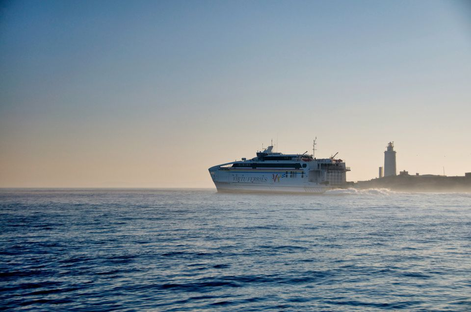 Ferry Spain and Morocco