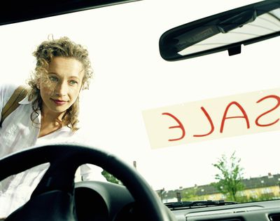 Getting A Cosigner Off A Car Title