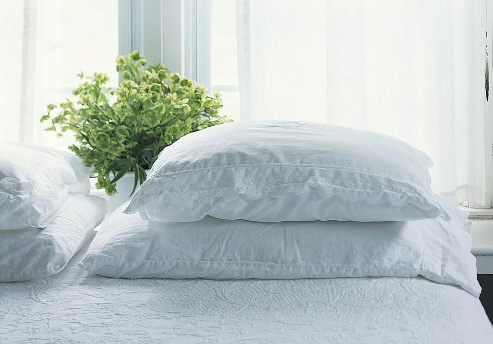 The right pillow helps you sleep better.