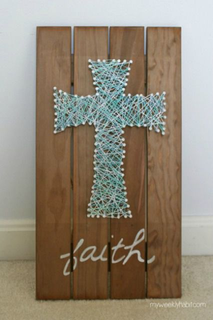 Diy religious easter decorations