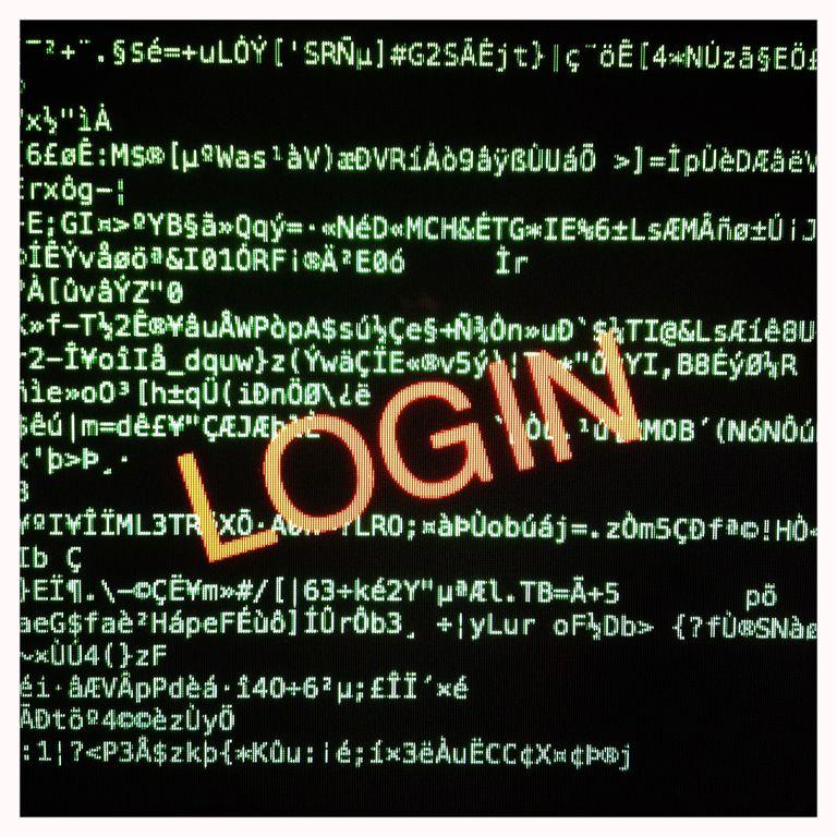 Computer Login