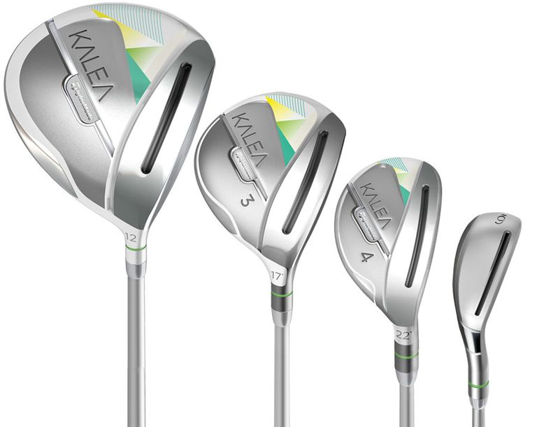 TaylorMade Kalea golf set for women